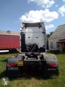 Zobaczyć zdjęcia Ciągnik siodłowy MAN TGX - 440
