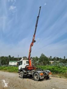 Voir les photos Tracteur Scania C 124C400