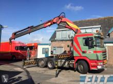 Voir les photos Tracteur Scania R124