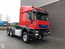 Voir les photos Tracteur Iveco Trakker