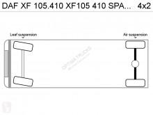 Voir les photos Tracteur DAF XF105 410