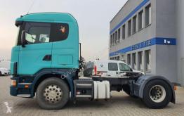 Voir les photos Tracteur Scania L 380