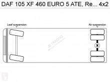 Vedere le foto Trattore DAF XF 460