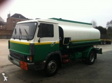 Iveco Unic 115.14 truck used oil/fuel tanker