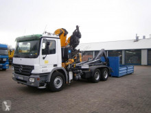 Mercedes Actros 3334 truck used hook lift