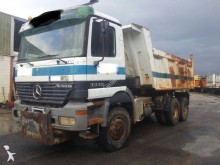 Mercedes 3340 truck used half-pipe tipper
