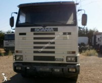 Camion Scania R 143R450 châssis occasion