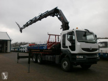 Camion Renault Kerax 450.26 plateau standard occasion