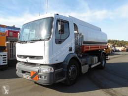 Renault oil/fuel tanker truck Premium 250