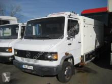 Camion fourgon occasion Mercedes 609D 609D