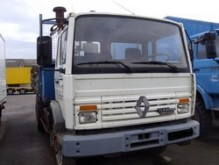 Camion Renault Gamme S 170 benne occasion