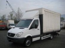 Camion furgone Mercedes MB416CDI (Euro5)
