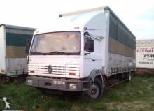 Ciężarówka Renault Menager Plandeka używana