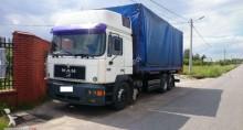 Ciężarówka podwozie MAN F2000 26.403