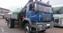 Ciężarówka MAN LE 15.220 wywrotka używana