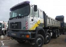 Teherautó MAN F2000 35.464 használt billenőkocsi