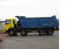 Volvo FM 400 truck used tipper