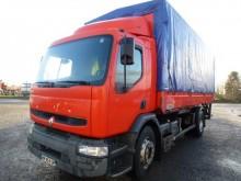 Camion porte containers Renault Premium 340.19