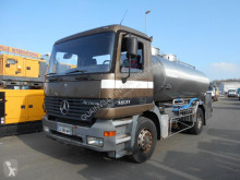 Mercedes Actros 1831 truck used food tanker