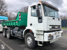 Iveco hook arm system truck Eurotech 260E40