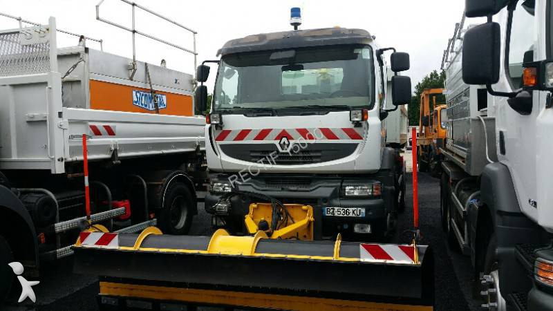 Vedere le foto Camion Renault Kerax 370.19 DXI