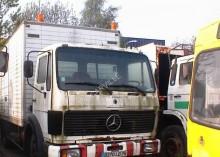 Camion Mercedes Non spécifié