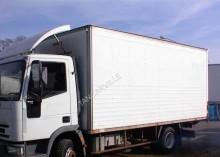 Iveco Eurocargo 100E15 truck used beverage delivery box