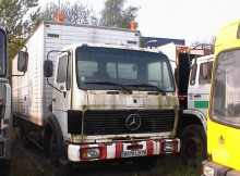 Mercedes used other trucks