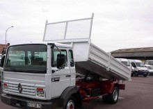 Renault tipper truck Gamme S 150