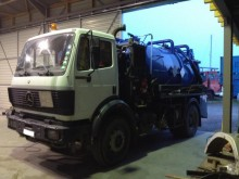 Mercedes oil/fuel tanker truck 2024