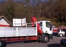 camion Iveco Eurotech 190E24