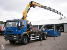 Lastbil flerecontainere Iveco Trakker AD/AT 260 T45