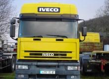 Camion Iveco Eurotech 260E38 châssis occasion