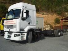 Camion sasiu second-hand Renault Premium 450 DXI