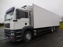 MAN TGA 26.310 truck used mono temperature refrigerated