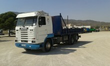 Camion Scania R 143R420 benne occasion