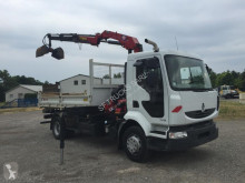 Renault three-way side tipper truck 16.220 dxi