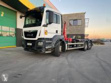 Camión multivolquete MAN TGA 26.400