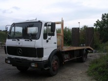 Camion Mercedes 1417 porte engins occasion