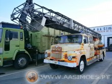 MAN ladder truck