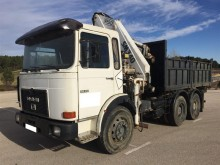 Camion MAN 26.291 benă second-hand