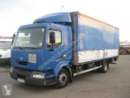 Camión lona corredera (tautliner) Renault Midlum 180