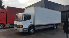 Camion Mercedes Atego 1318 furgone plywood / polyfond usato