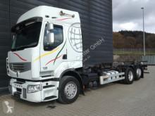 Camión Renault Premium 460 6x2 BDF EEV chasis usado