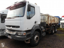 Camion Renault Kerax 340 bi-benne occasion