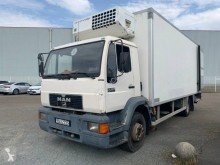 MAN 15.284 truck used mono temperature refrigerated