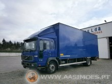Camion fourgon occasion Volvo FL6 220