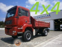 MAN TGA 18.360 truck used tipper