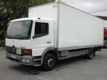 Camion Mercedes Atego 1317 fourgon occasion