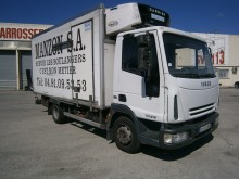 Iveco multi temperature refrigerated truck Eurocargo 100 E 18